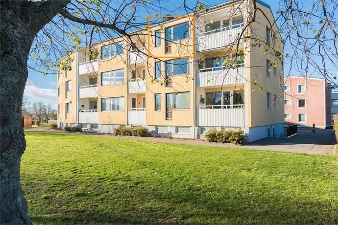 Bild: 1 rum bostadsrätt på Riddargatan 4G, 2 vån, Vadstena kommun Nära Slottet och Centrum