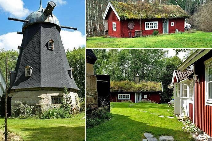Bild: 78 m² fritidshus på Högfeltsgatan 18, Laholms kommun Hishult Laholm Halland