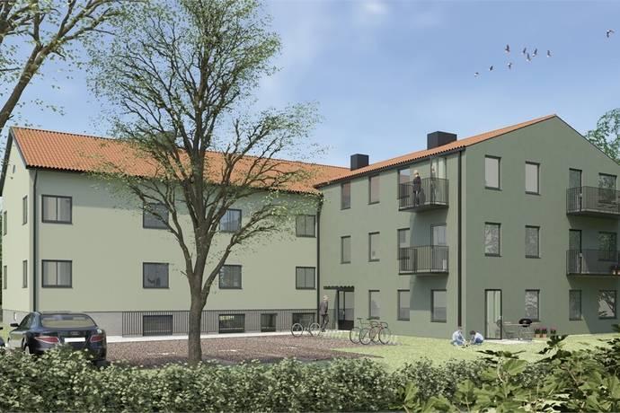 Bild: 3 rum bostadsrätt på Länsmansvägen 8B, Botkyrka kommun Tumba