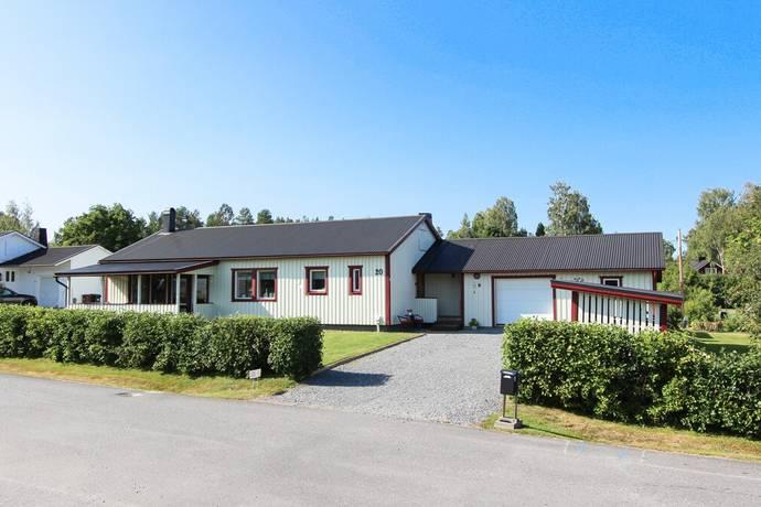 Bild: 5 rum villa på Brinkvägen 20, Bodens kommun Trångfors