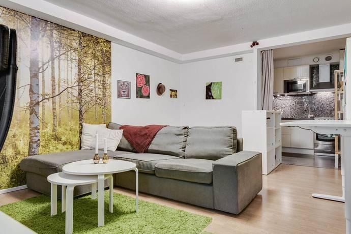 Bild: 1 rum bostadsrätt på Skjutbanegatan 3C, Västerås kommun Haga