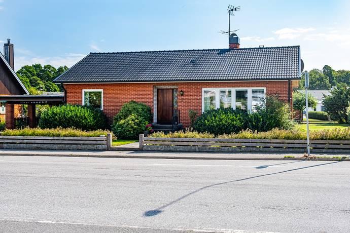 Bild: 6 rum villa på Nabbavägen 7, Sölvesborgs kommun Falkvik