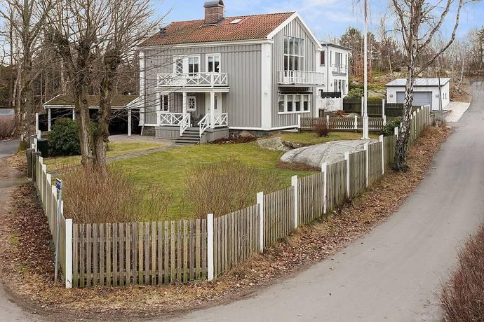 Bild: 8 rum villa, Göteborgs kommun Långedrag-Vässingsön