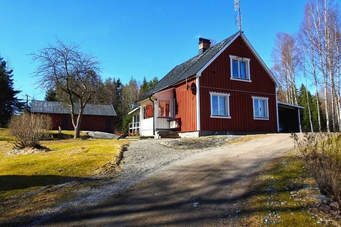Bild: 82 m² villa på Haget, Årjängs kommun