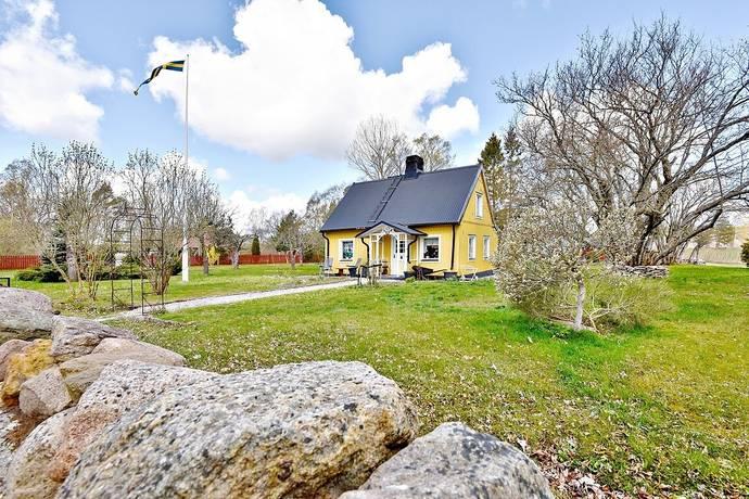 Bild: 3 rum villa på Sanda Lekarve 457, Gotlands kommun