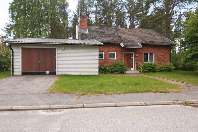 Bild: 5 rum villa på Kyrkogatan 16, Skellefteå kommun JÖRN