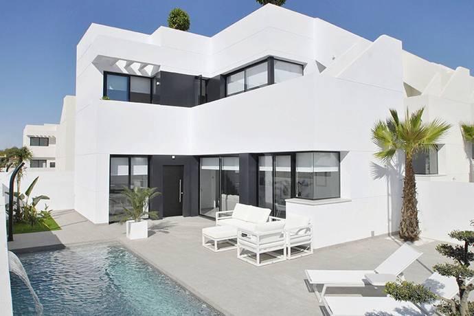 Bild: 4 rum villa på La Marina- Lyxig villa, Spanien Alicante