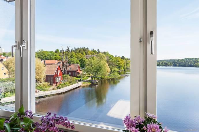 Bild: 2 rum bostadsrätt på Järla Sjöpir 9, Nacka kommun Järla Sjö