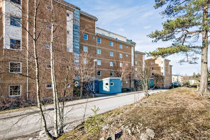 Bild: 4 rum bostadsrätt på Siklöjevägen 20  1tr, Tyresö kommun Tyresö Centrum