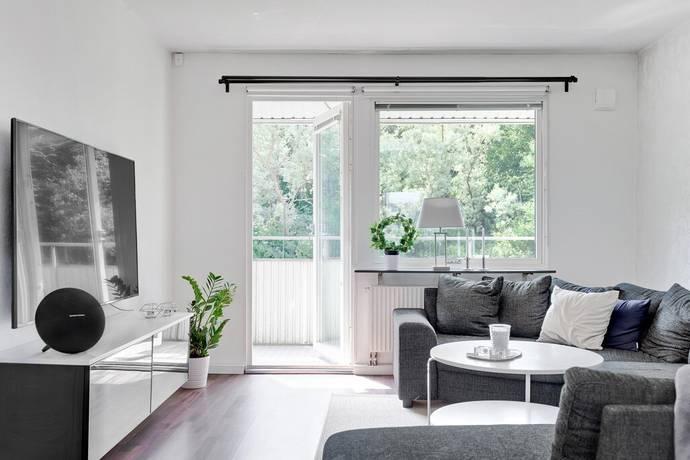 Bild: 3 rum bostadsrätt på Soprangatan 5, Malmö kommun Almvik