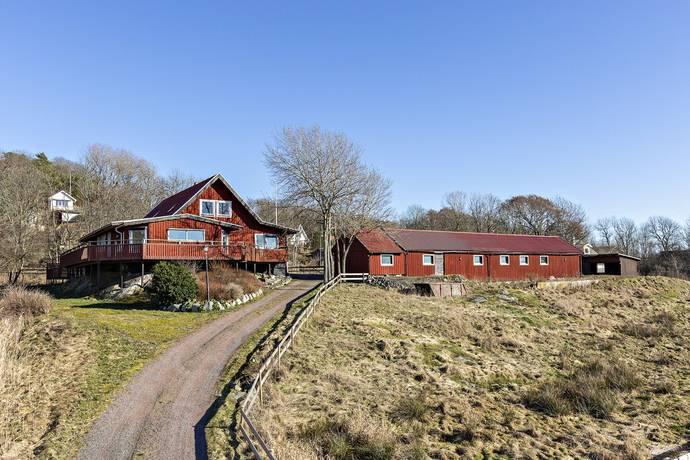 Bild: 6 rum villa på Östra Särövägen 262, Kungsbacka kommun