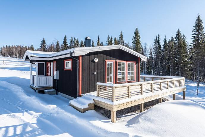 Bild: 3 rum fritidshus på Åkersjön 1619, Krokoms kommun