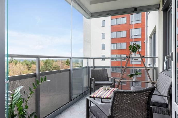 Bild: 4 rum bostadsrätt på Karen Blixens gata 5, vån 8, Stockholms kommun Bromma - Blackeberg