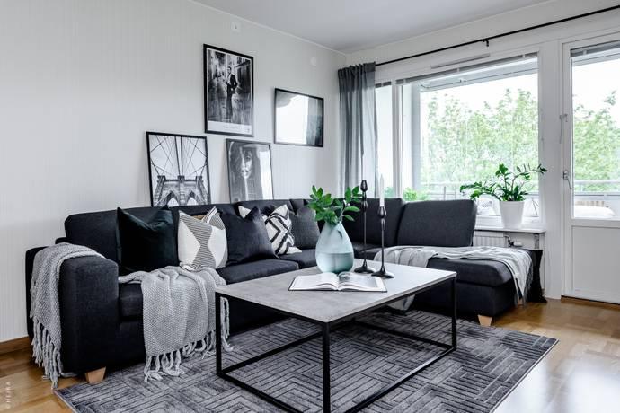 Bild: 5 rum bostadsrätt på Göran Perssons Väg 43, Solna kommun Huvudsta