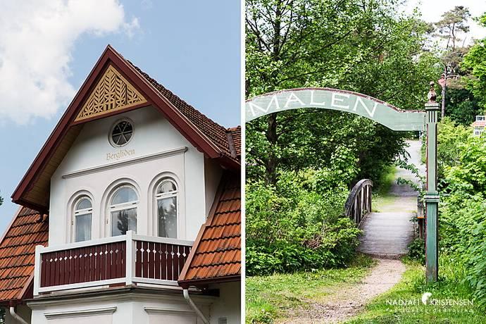 Bild: 8 rum villa på Stationsterrassen 5, Båstads kommun Malen