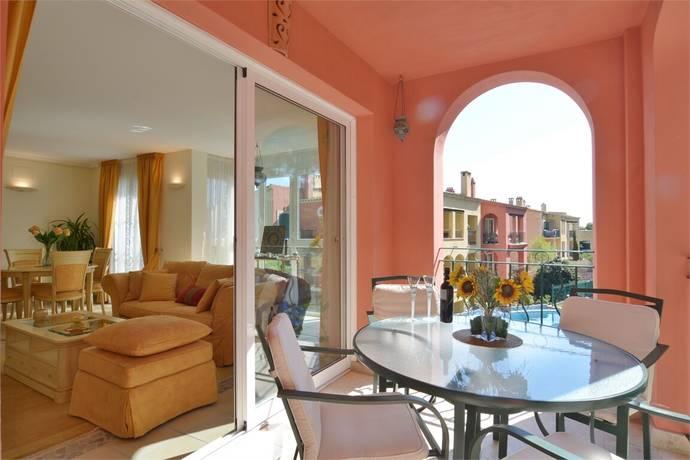 Bild: 3 rum bostadsrätt på Ljus lägenhet, Spanien Santa Ponça | Mallorca