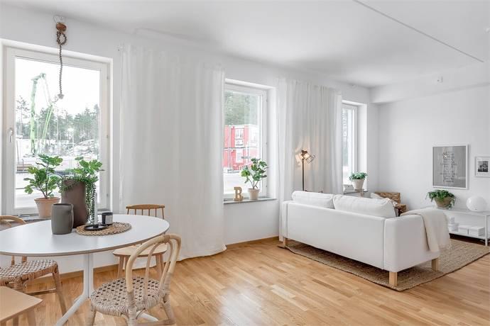 Bild: 3 rum bostadsrätt på Hakon Ahlbergs väg, Sundsvalls kommun Sidsjö