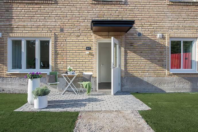 Bild: 1 rum bostadsrätt på Broderivägen 7B, Stockholms kommun Åkeshov - Bromma