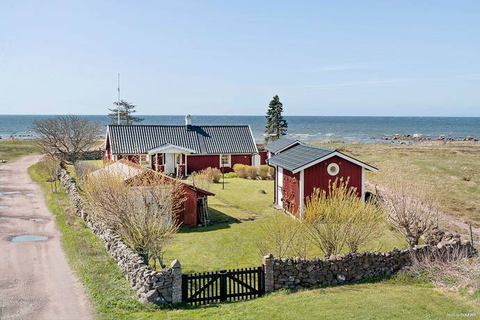 Bild: 4 rum fritidshus på Båtsmannens väg 24, Halmstads kommun Särdal