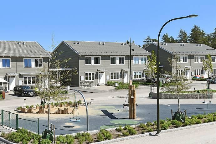 Bild: 5 rum radhus på Levins gränd 9, Haninge kommun Haninge/Vega