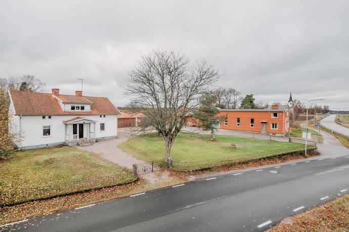 Bild: 6 rum villa på Hasslerörsvägen 75, Mariestads kommun Hasslerör