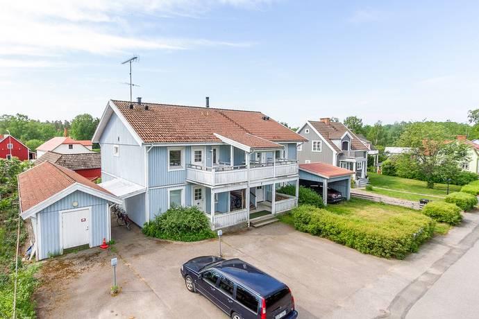 Bild: övrigt på Björkgatan 4, Hultsfreds kommun Järnforsen