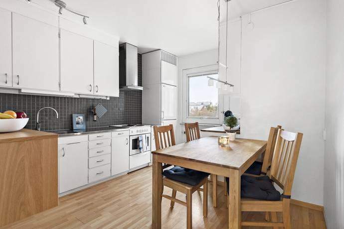 Bild: 1,5 rum bostadsrätt på Norra Esplanaden 27 C, Växjö kommun Centrum