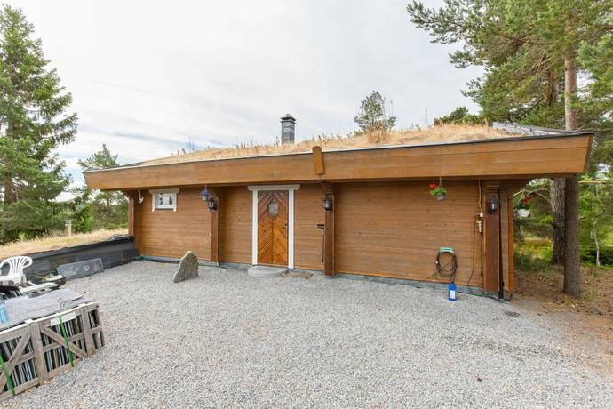 Bild: 4 rum fritidshus på Ensjövägen 10, Norrtälje kommun Sjöändan