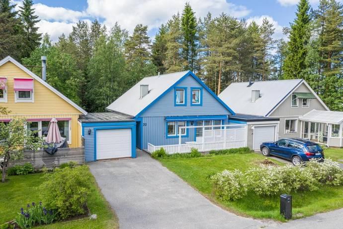Bild: 5 rum radhus på Gäddgatan 20, Piteå kommun
