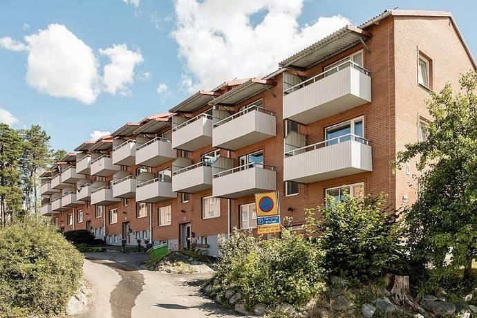 Bild: 1,5 rum bostadsrätt på Bomansgatan 16c, Västerås kommun Kristiansborg