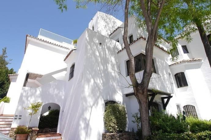 Bild: 3 rum bostadsrätt på Marbella, Spanien Golden beach / Marbella