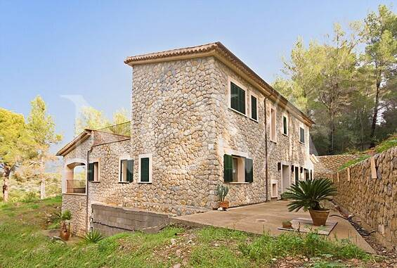 Bild: 5 rum villa, Spanien Esporles, Mallorca
