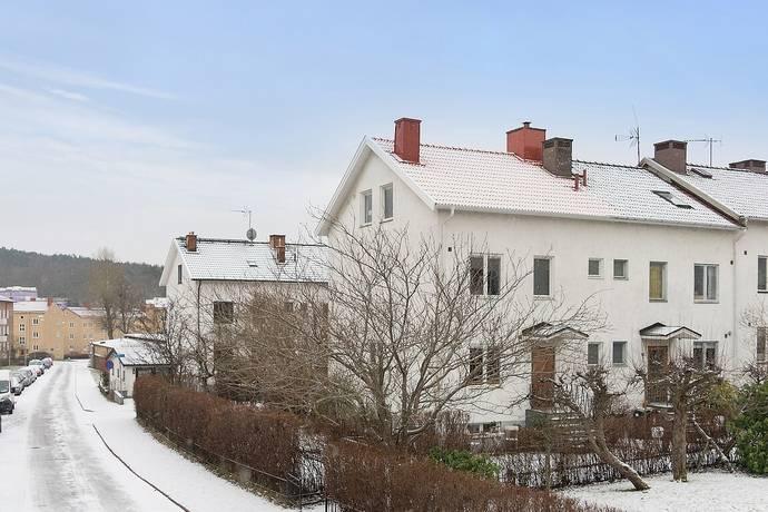 Bild: 6 rum radhus på Graffmansgatan 12, Göteborgs kommun Örgryte