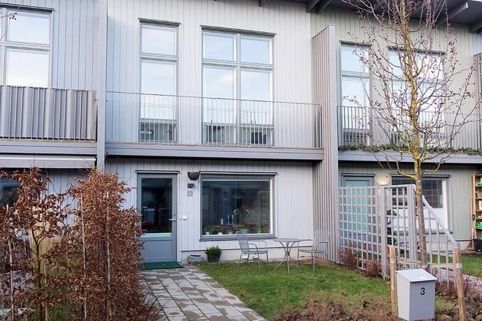 Bild: 5 rum radhus på Britadalsvägen 3, Stockholms kommun Ulvsunda