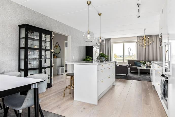 Bild: 4 rum bostadsrätt på Rederigatan 16, Sundsvalls kommun Inre Hamnen