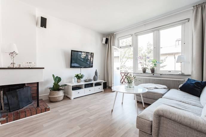 Bild: 3 rum bostadsrätt på Hallebergsvägen 20, Stockholms kommun Bromma Traneberg
