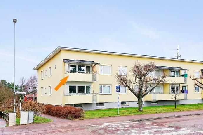 Bild: 2 rum bostadsrätt på Älvgatan 30 B, Mora kommun Mora Centrum - Broåkern