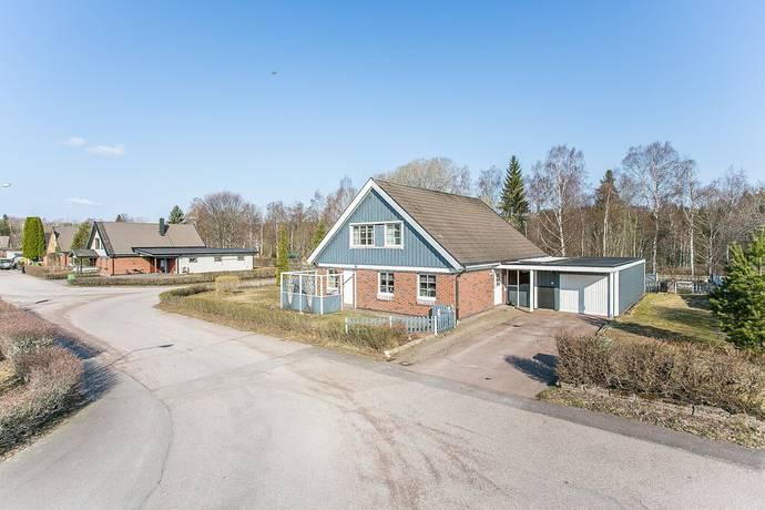 Bild: 5 rum villa på Forsgatan 1, Forshaga kommun Forshaga