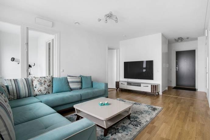 Bild: 3 rum bostadsrätt på Borgarfjordsgatan 21A, 25 Våningen, Stockholms kommun Kista