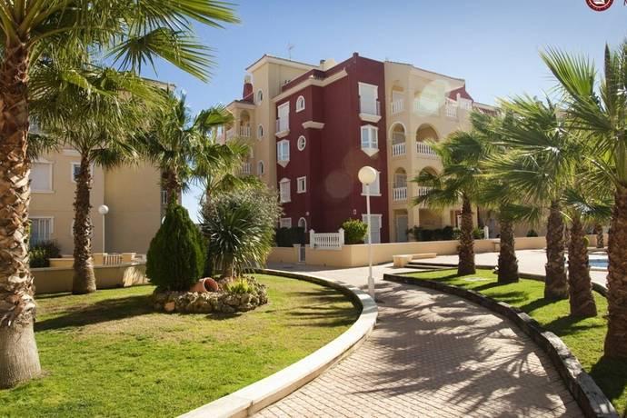 Bild: 4 rum bostadsrätt på Los Alcazares, costa calida II, Spanien Los Alcazeres