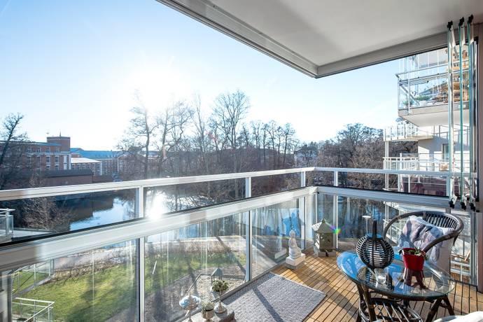 Bild: 3 rum bostadsrätt på S:t Annegatan 35 B, Nyköpings kommun Öster
