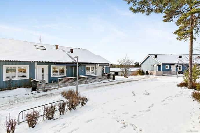 Bild: 3 rum radhus på Odlingsvägen 136, Vallentuna kommun Solgårdsgärde