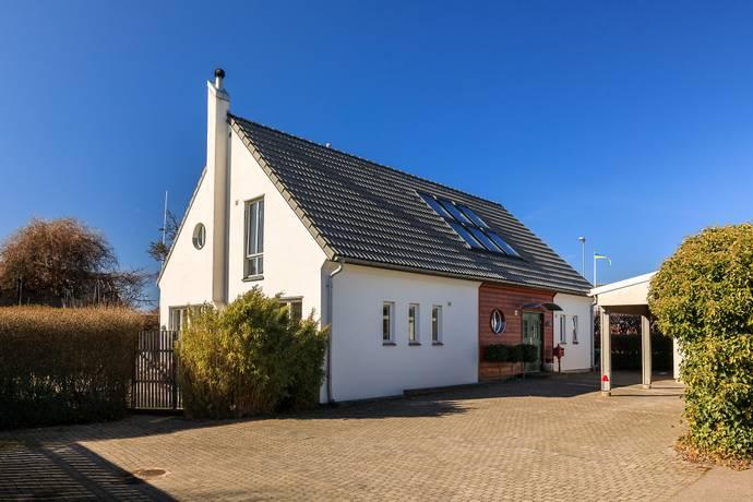 Bild: 6 rum villa på Tunnbyvägen 5A, Ängelholms kommun Vejbystrand