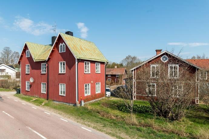 Bild: 7 rum villa på Kyrkvägen 22, Nordanstigs kommun Gnarp