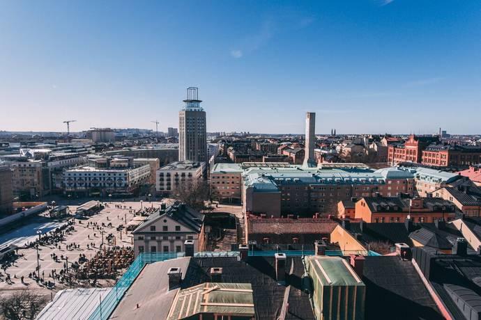 Bild: 6 rum bostadsrätt på Kapellgränd 6C, 4 tr, Stockholms kommun Södermalm