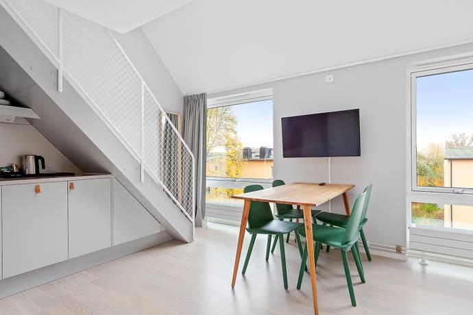 Bild: 2 rum bostadsrätt på Cedergrensvägen 16, 408, Stockholms kommun Hägersten-Liljeholmen Telefonplan/Midsommarkransen