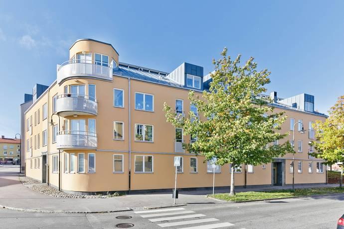 Bild: 1 rum bostadsrätt på Nygatan 22, Strängnäs kommun Centralt
