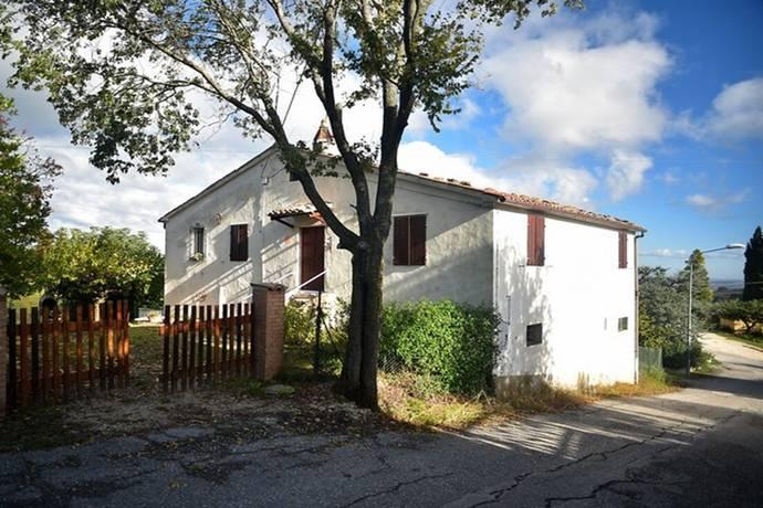 Bild: 4 rum villa på Poggio San Marcello, Italien Marche