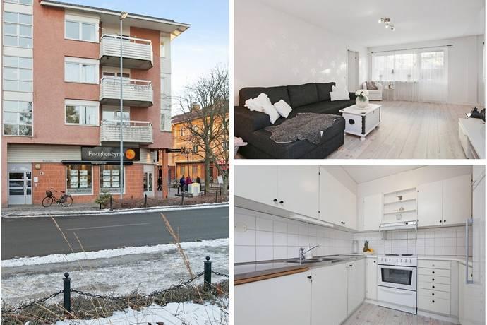Bild: 2 rum bostadsrätt på Bergavägen 8B, Österåkers kommun Åkersberga Centralt