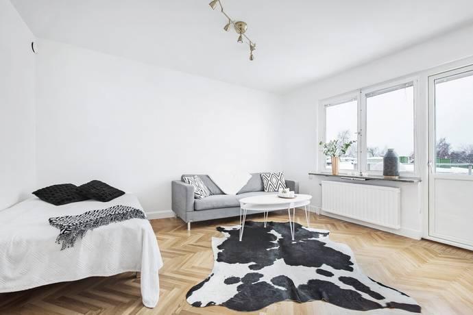 Bild: 1 rum bostadsrätt på Norra Kungsgatan 33, Gävle kommun Centralt